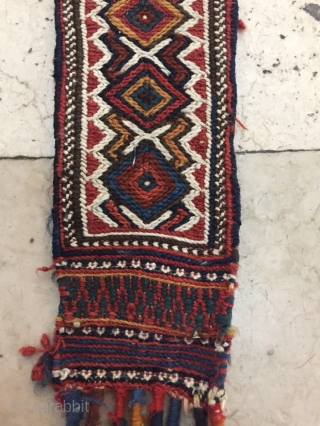 Qashgai  band size 165x6cm
