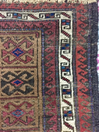 Beluch carpet size 135x85cm