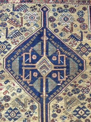 Qhasgai Carpet size 315x220cm