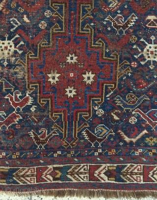 Shiraz carpet size 143x115cm