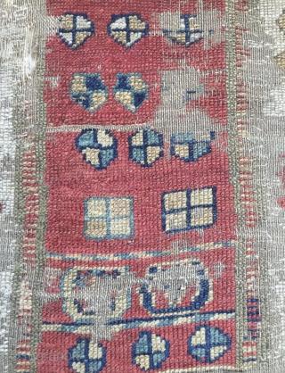 Caucasian carpet size 170x97cm