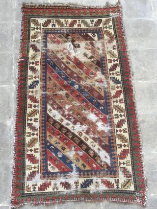 Shahsavan Carpet size 200x108cm