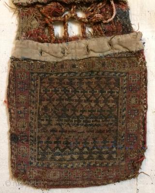 Shahsavan saddle bag 30x28cm