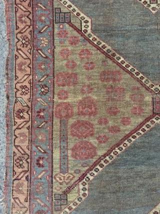 Kurdish carpet size 340x112cm