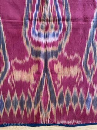 Yezd ikat textile size 180x125cm