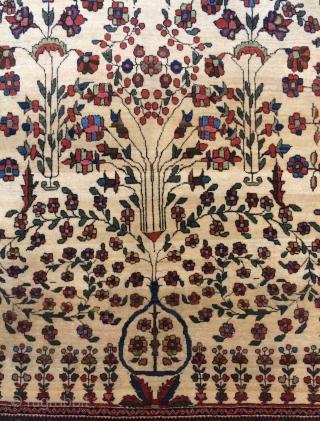 Ferehan rug size 191x123cm