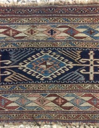Shahsavan panel size 100x50cm