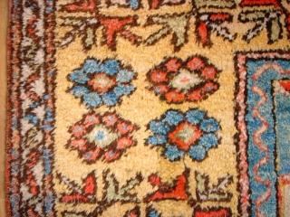 Old anatolian Konya prayer rug. Size: 106 x 162 cm. Perfect condition. High quality.