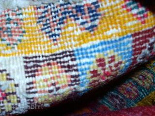Nice old anatol Sivas bag. Size: 28 x 26 cm. Top condition.