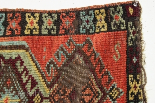 """Antique yastik. International buy a yastik day. Combine them for discounts! Makes a great gift. 20"""" x 33"""""""