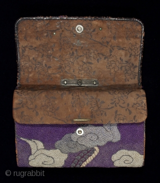 Tobacco pouch,