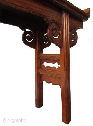 Antique Chinese Hardwood Altar Table