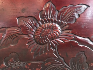 Antique Chinese Export Canopy Bed