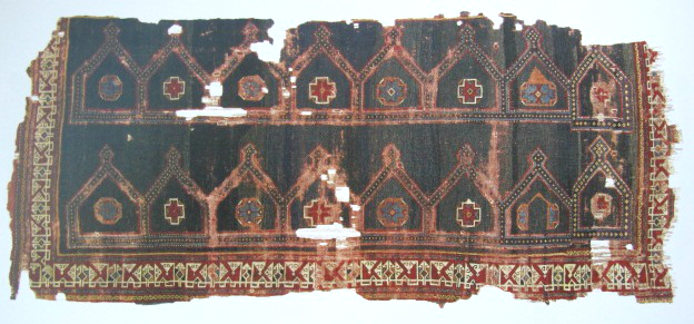 Carpets: Türk ve İslam Eserleri Müzesi, Turkish and Islamic Arts Museum, Ista...