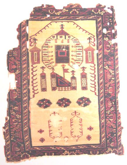 TIEM Istanbul Carpets prayer rug