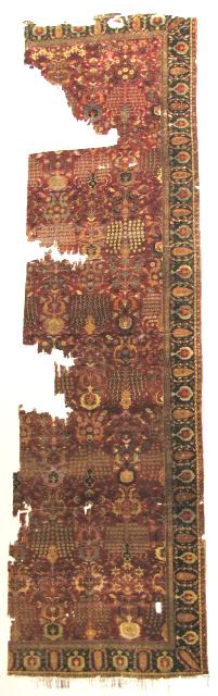 TIEM Istanbul Carpets Persian Vase Carpet