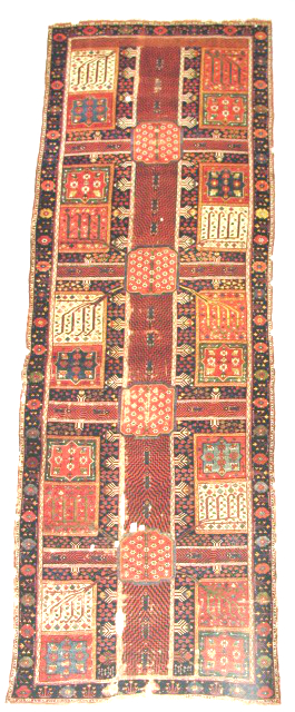 TIEM Istanbul Carpets Northwest Persian Garden
