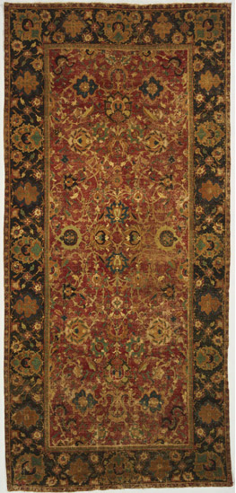 Indo-Persian carpet