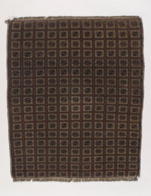Middle Amu Darya rug