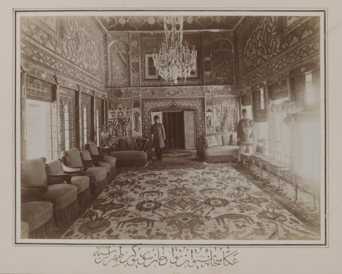 photo: Persian interior