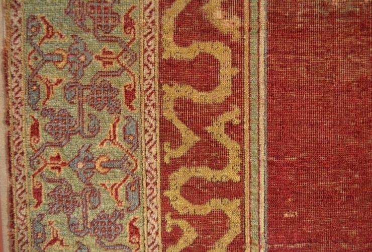 Mamluk Prayer Rug Berlin