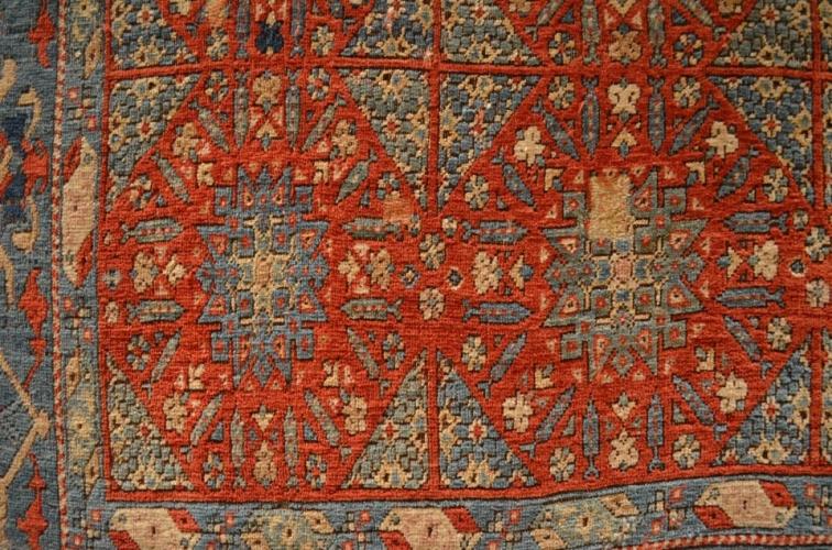 Mamluk Damascus Carpet