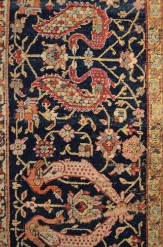 Safavid Medallion Carpet