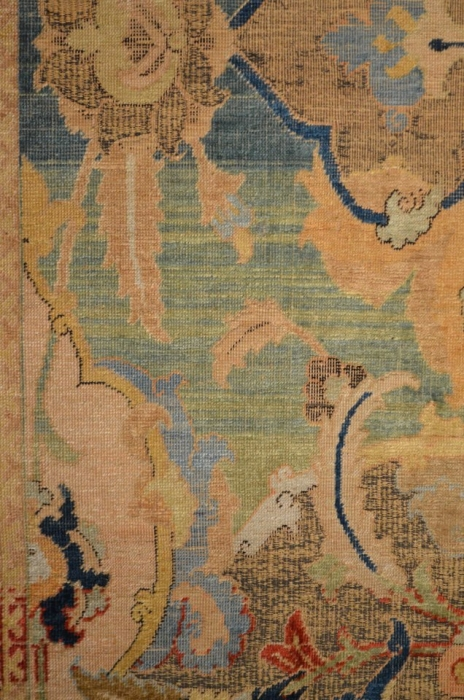 Polonaise Carpet Berlin Museum