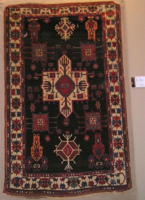 Vakiflar Carpet Museum unpublished East Anatolian