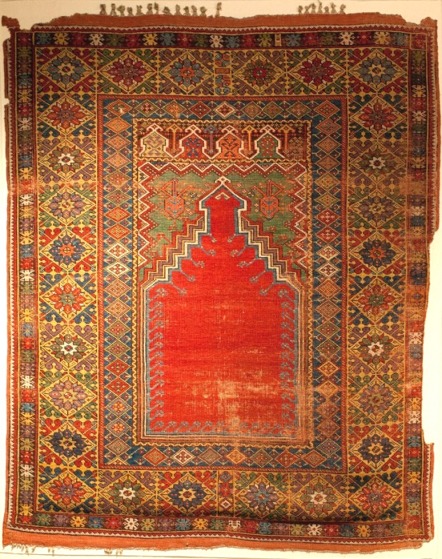 mudjur prayer rug