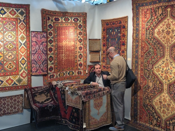 San Francisco Tribal and Textile Art Show, 2020 Anatolian Picker