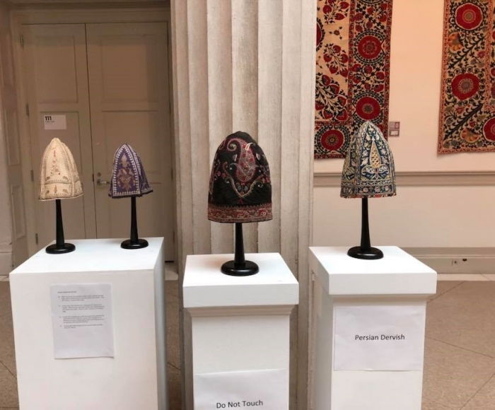 Dervish hats ICOC Washington DC 2018
