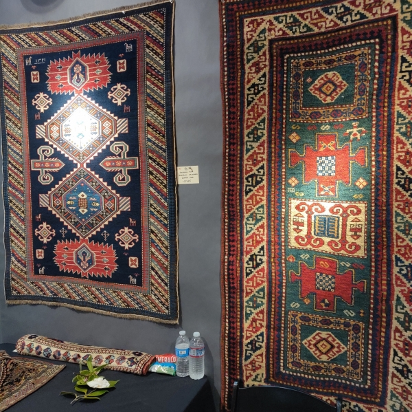 San Francisco Tribal & Textile Arts Show, 2020 Hagop Manoyan