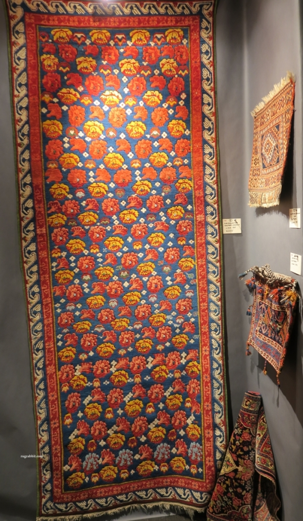 San Francisco Textile and Tribal Art Show 2018,Hagop Manoyan