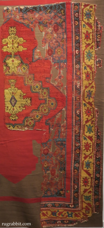 Rugs from the Christopher Alexander Collection at Sotheby's: Sarkisla fragment