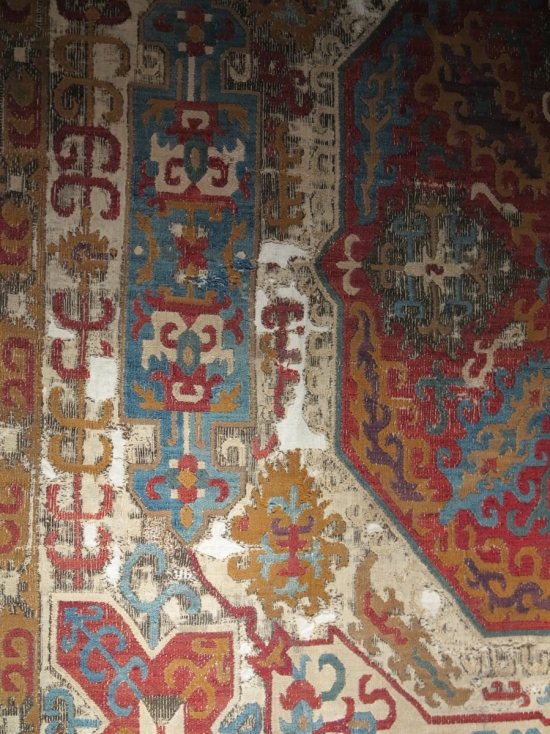 Caucasian embroidery, lot 3