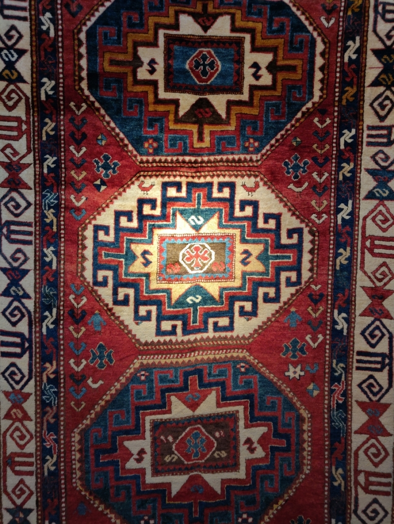 Hagop Manoyan SF Tribal & Textile Arts Show