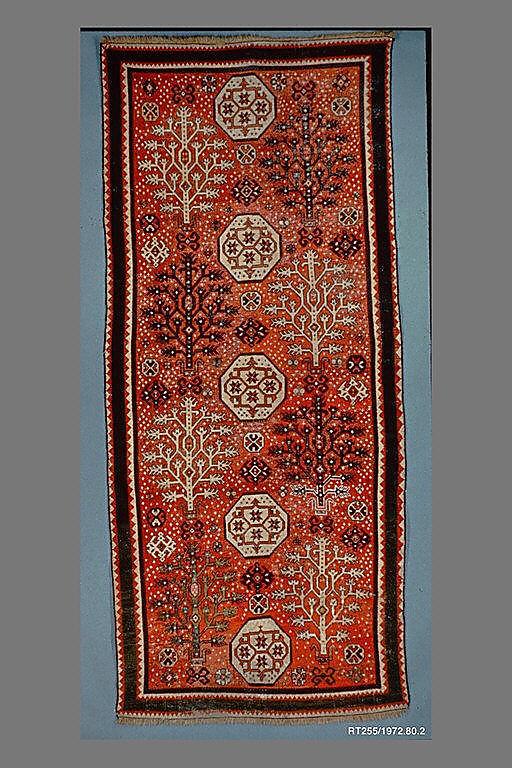 tree kazak rug