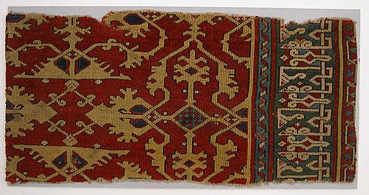 Lotto Carpet fragment