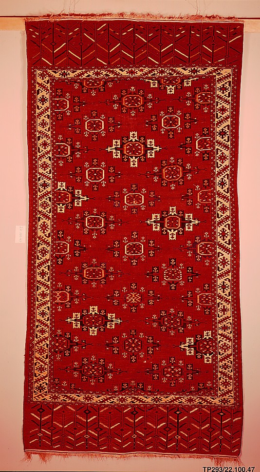 Yomut Carpet