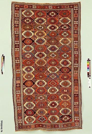 Memling gul rug
