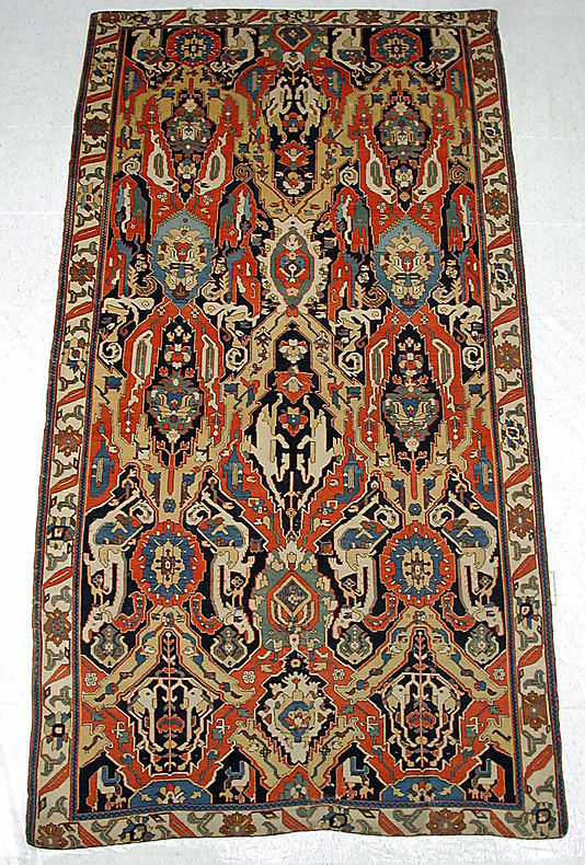 Caucasian Rugs Amp Carpets In The Metropolitan Museum Of Art