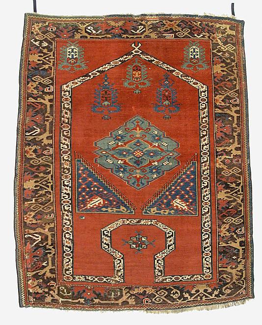 Bellini Prayer Rug
