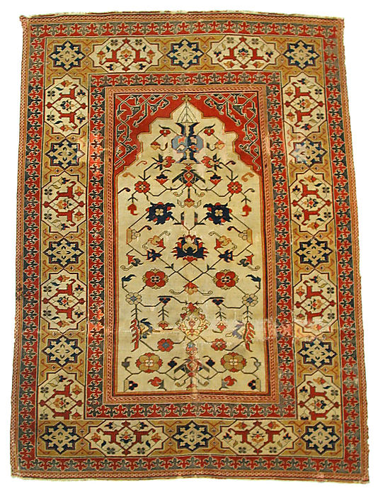 Transylvanian Prayer Rug